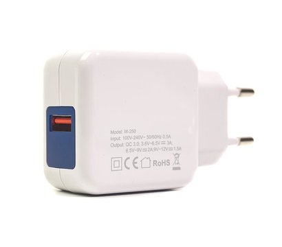 Фото №1 зарядного устройства PowerPlant W-250 - SC230013