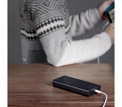 Фото №3 универсальной мобильной батареи Xiaomi ZMi Aura 20000mAh Black — QB822