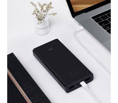 Фото №4 универсальной мобильной батареи Xiaomi ZMi Aura 20000mAh Black — QB822