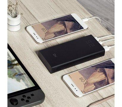 Фото №5 универсальной мобильной батареи Xiaomi ZMi Aura 20000mAh Black — QB822