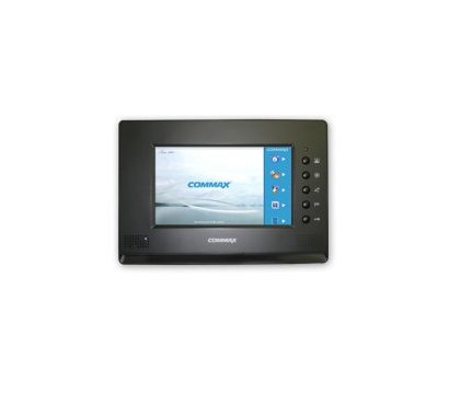 Фото видеодомофона Commax CDV-71AM Black