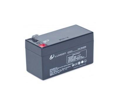 Фото аккумулятора Luxeon LX 1213, 12В, 1.3 Ач