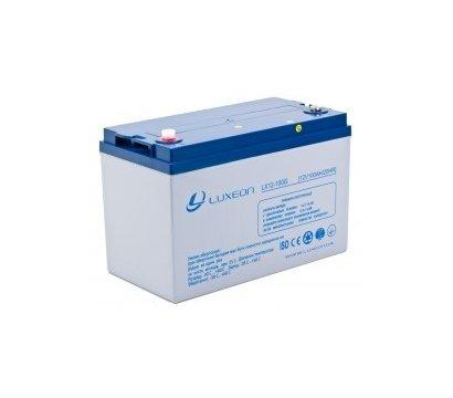 Фото аккумулятора Luxeon LX 12-100G, 12В, 100.0 Ач
