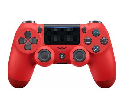 Фото геймпада Sony PS4 Dualshock 4 V2 Magma Red — 9894353