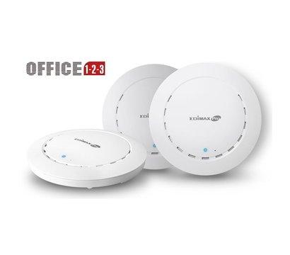 Фото сетевой точки доступа Edimax Office 1-2-3 (3-pack, AC1300)