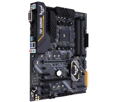 Фото №2 материнской платы Asus TUF B450-Pro Gaming (sAM4, AMD B450, PCI-Ex16)