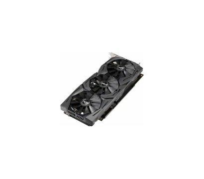 Фото №3 видеокарты Asus AMD Radeon RX 560 Strix Gaming (8192MB, GDDR5, 128bit) — ROG-STRIX-RX590-8G-GAMING