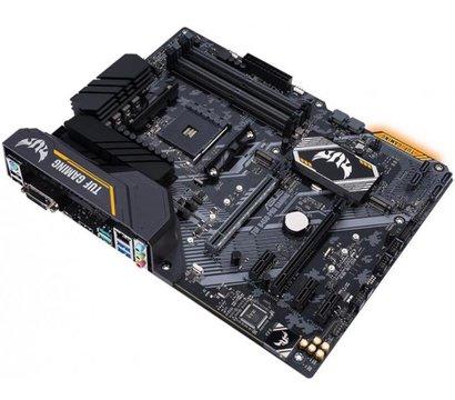 Фото №3 материнской платы Asus TUF B450-Pro Gaming (sAM4, AMD B450, PCI-Ex16)