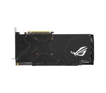 Фото №4 видеокарты Asus AMD Radeon RX 560 Strix Gaming (8192MB, GDDR5, 128bit) — ROG-STRIX-RX590-8G-GAMING