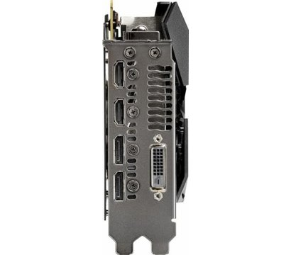 Фото №5 видеокарты Asus AMD Radeon RX 560 Strix Gaming (8192MB, GDDR5, 128bit) — ROG-STRIX-RX590-8G-GAMING
