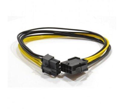 Фото товара Кабель питания Cablexpert PCI Express 6+2pin, 0.3 м — CC-PSU-84