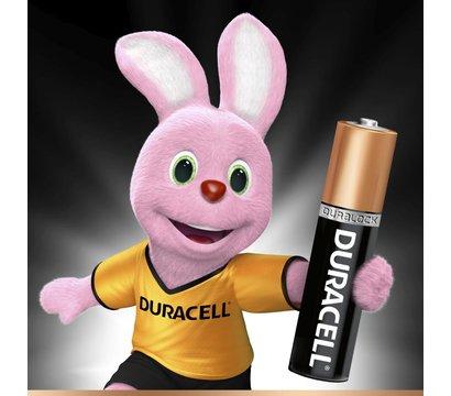 Фото №1 батарейки Duracell Basic AAA/LR03 BL 8шт