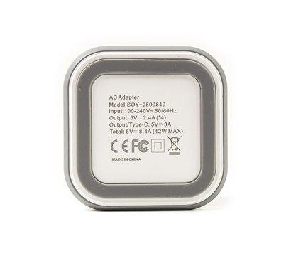 Фото №2 зарядного устройства PowerPlant SC230112 White