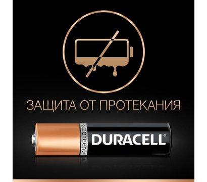 Фото №2 батарейки Duracell Basic AAA/LR03 BL 6шт