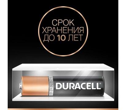 Фото №3 батарейки Duracell Basic AAA/LR03 BL 6шт