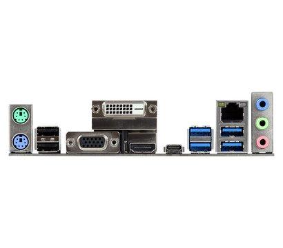 Фото №4 материнской платы ASRock B450M Pro4-F (sAM4, AMD B450, PCI-Ex16)