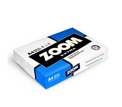 Фото  Zoom Extra, 80g/m2, A4, 500л, class А