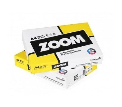 Фото  Zoom 80g/m2, A4, 500л, class C