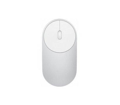 Фото компьютерной мышки Xiaomi Mi mouse Silver