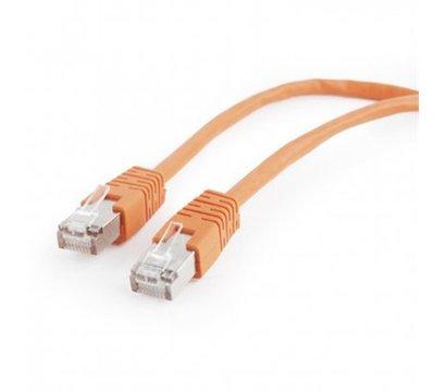 Фото патч-корда Cablexpert PP22-2M/O FTP Cat.5e (2 м) orange