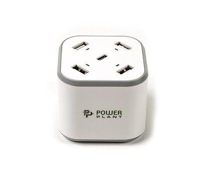Фото зарядного устройства PowerPlant SC230112 White