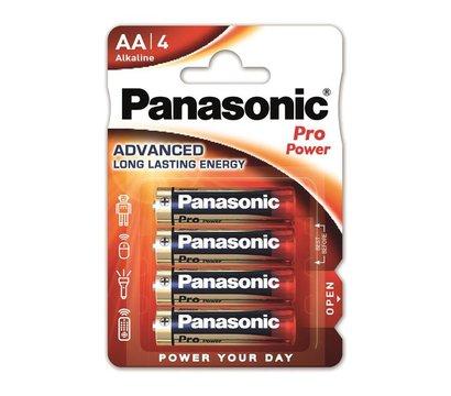 Фото батарейки PanasonicPro Power LR6XEG/4BP, AA/LR06