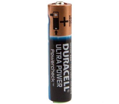 Фото батарейки Duracell Ultra Power AAA/LR03 BL 3+1шт
