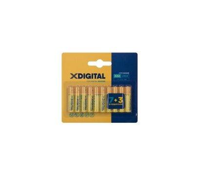 Фото батарейки X-Digital AAA/LR03 BL 10шт