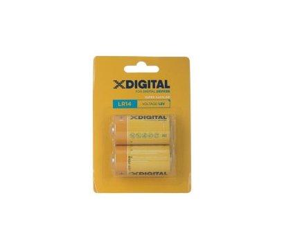 Фото батарейки X-Digital Energy C/LR14 BL 2шт