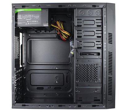 Фото №1 компьютерного корпуса GameMax MT520 Black 500W