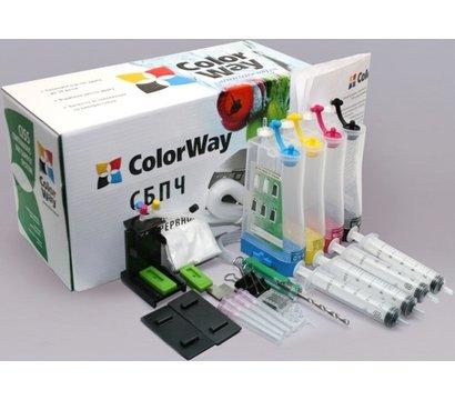 Фото СНПЧ для принтеров ColorWay MG3140CN-0.0N для CANON Pixma MG-2140/3540/4240 V2