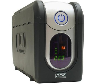 Фото ИБП Powercom IMD-625AP LCD