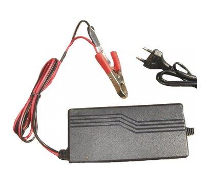 Фото зарядки для батареек Luxeon BC-1205