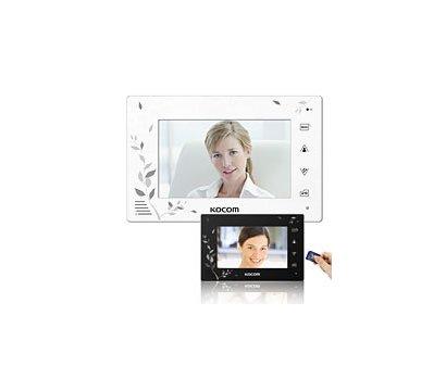 Фото видеодомофона Kocom KCV-A374 monoSD