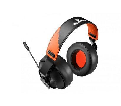 Фото №1 наушника Cougar Phontum World of Tanks Black-Orange