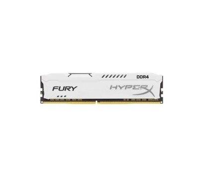 Фото №3 модуля памяти Kingston HyperX Fury White DDR4 16384Mb 2400MHz — HX424C15FW/16