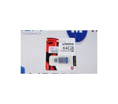 Фото №4 USB флешки Kingston DataTraveler 50 Metal 64GB USB 3.0 - DT50/64GB