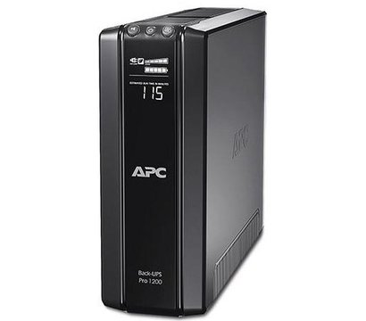 Фото ИБП APC Back-UPS Pro 1200VA — BR1200G-RS