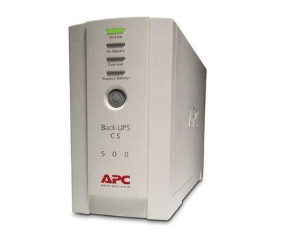 Фото ИБП APC Back-UPS CS 500VA — BK500EI