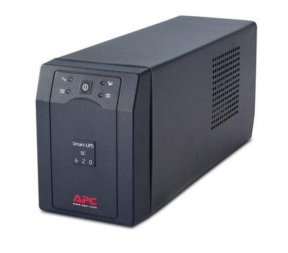 Фото ИБП APC Smart-UPS SC 620VA — SC620I