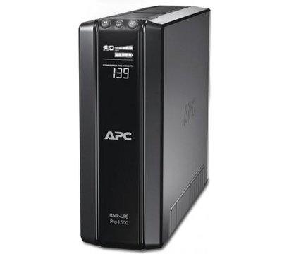 Фото ИБП APC Back-UPS Pro 1500VA — BR1500G-RS