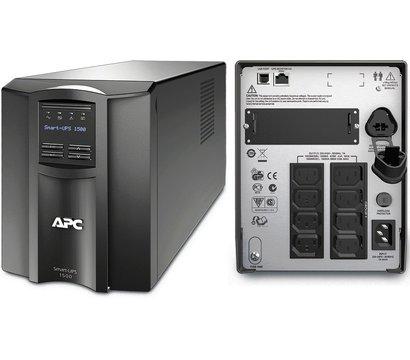 Фото ИБП APC Smart-UPS 1500VA LCD — SMT1500I