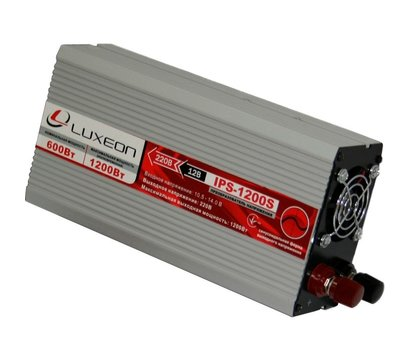 Фото преобразователя напряжения Luxeon IPS-1200S