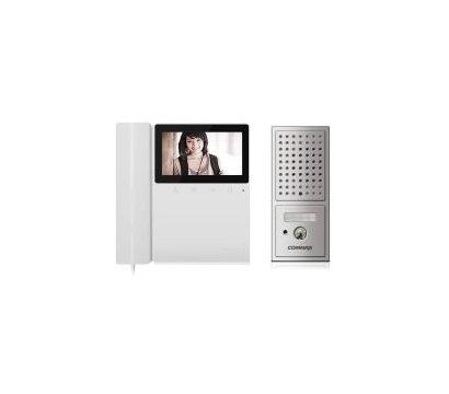 Фото домофонного комплекта Commax CDV-43K + DRC-4CPN2