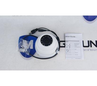 Фото №1 видеокамеры Dahua DH-HAC-HDW1200MP (2.8 мм)