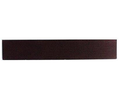 Фото бегущей LED строки Leds-Max DISPLAY 16x128 Red