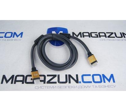 Фото №1 товара Кабель HDMI V.2.0 LogicPower LP-HDMI 1.5m Black