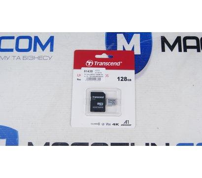 Фото №1 карты памяти Transcend 300S UHS-I microSDXC 128GB Class 10 - TS128GUSD300S-A