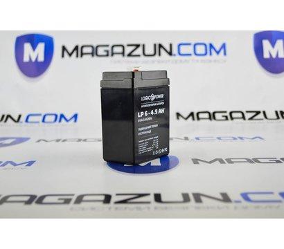 Фото №2 аккумулятора LogicPower LP6-4.5 Ач