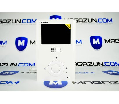 Фото №1 видеодомофона Commax CDV-35H White